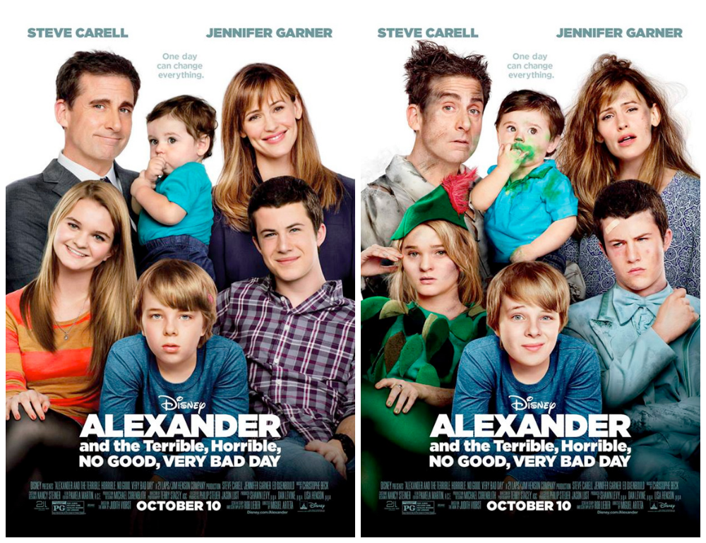 alexander and the terrible horrible no good very bad day full movie viooz